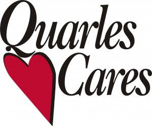 Quarles Cares logo