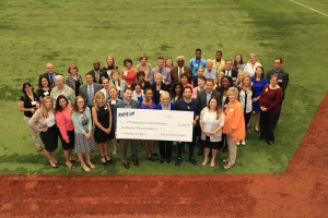 Rays Up-Rays Community Fund Grant